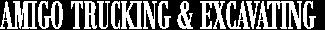 Amigo Trucking Logo